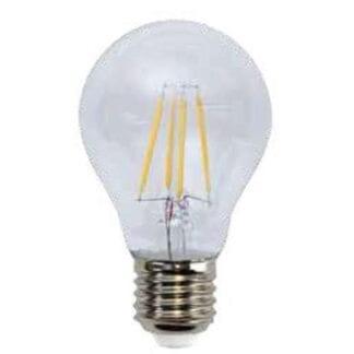 ILLUMINATION NORMAL LED KLAR FILAMENT E27 2700K 400LM 4W (35W) | Belysning.online