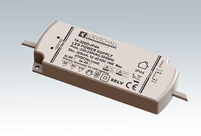 LED DRIVER 14-320D FOR ID-LED 4,5 – 15W 350ma 6 utg. Dimbar   Belysning.online